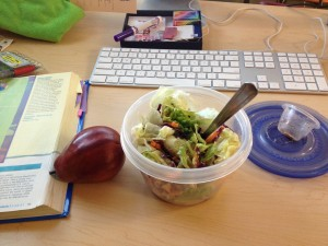 Another GF Salad Lunch